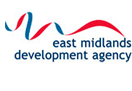 East Midlands Development Agency (EMDA) logo. Click here to visit web site.