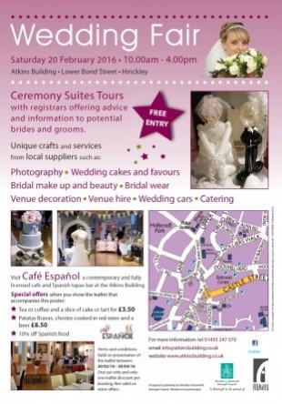 Wedding Fair – 20th February 2016