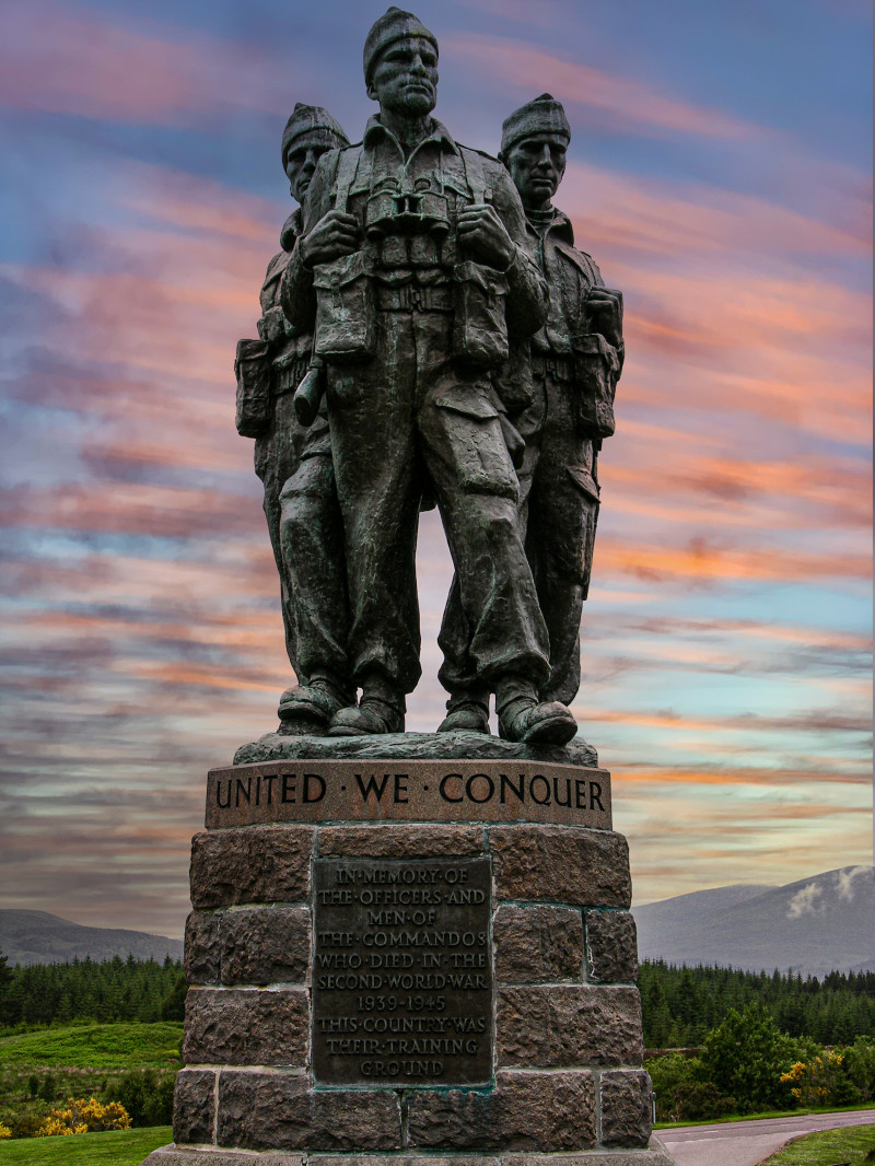 A photo of 'United We Conquer' by D Gallimore