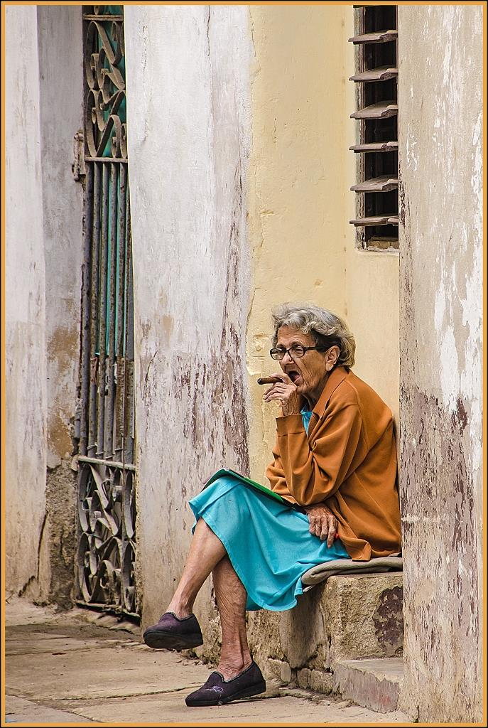 A photo of 'The Smoker' by G Holt