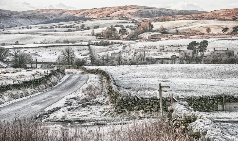 A photo of 'Cumbrian Fells' by R. Dallywater