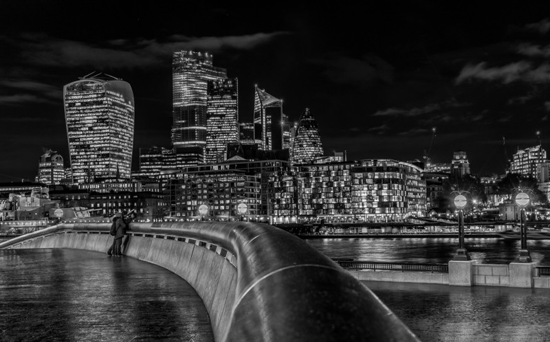 A photo of 'After Dark City View' by Steve Bexon