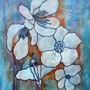 A photo of 'Blue Bouquet' by Carol Wheeler