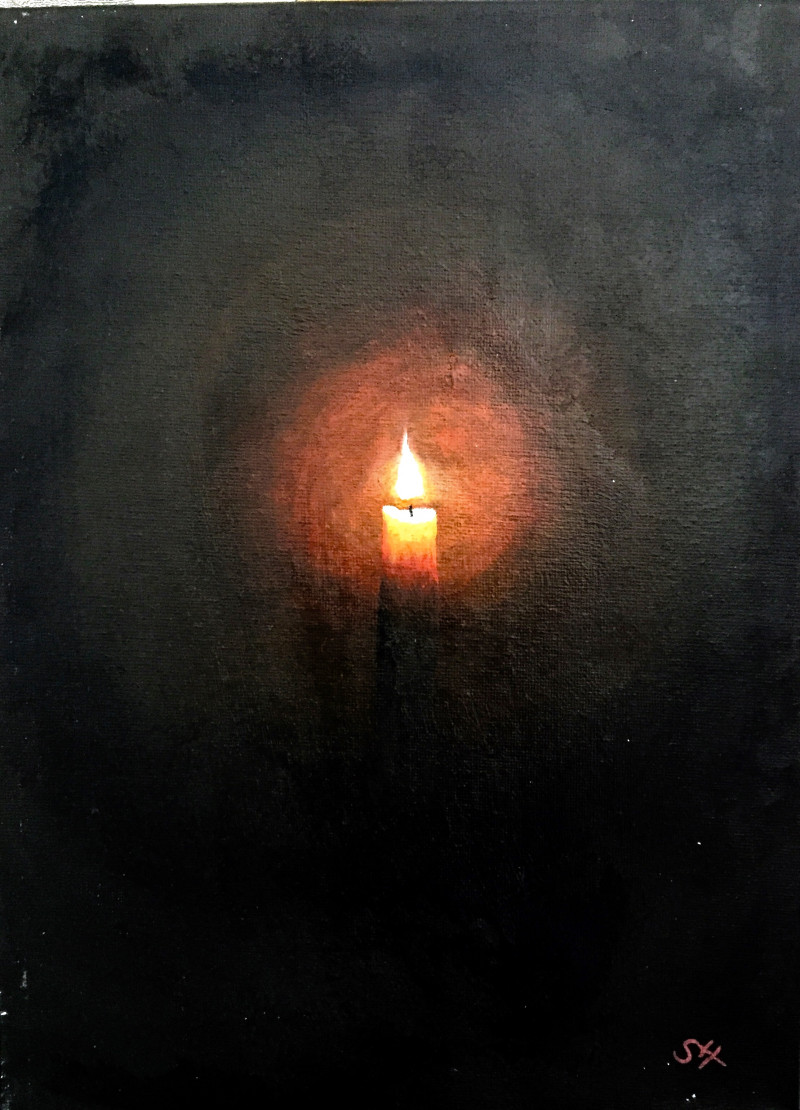 A photo of 'Candle' by Samantha Haskins