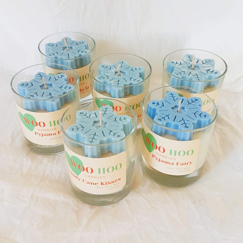 A photo of 'Vegan Candles' by WooHoo Candles