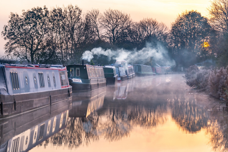 A photo of 'Chilly at Sutton Cheney' by Rob Jones