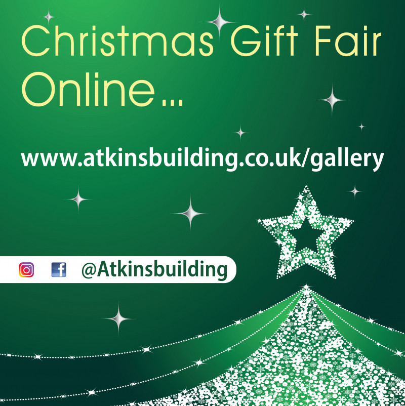 A photo of 'Christmas Gift Fair Online' by Atkins Building