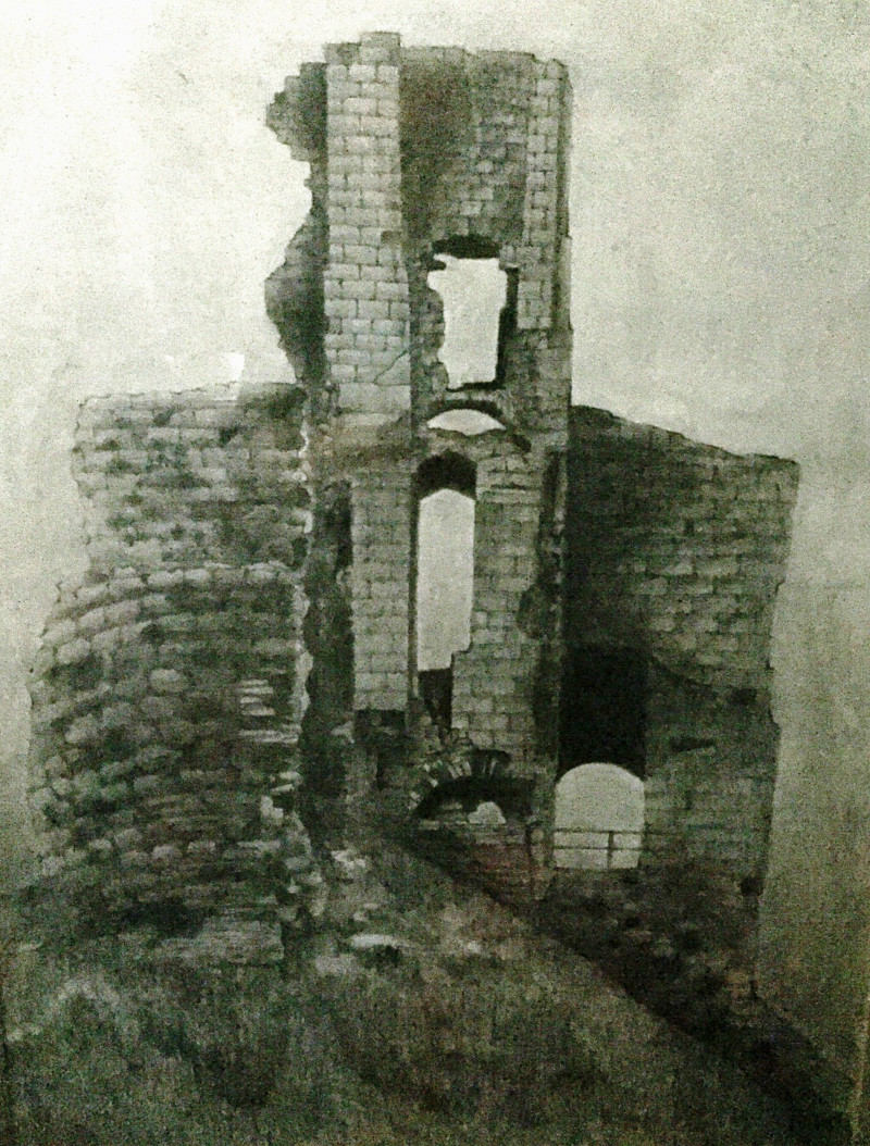 A photo of 'Cornish tin Mine' by Samantha Haskins
