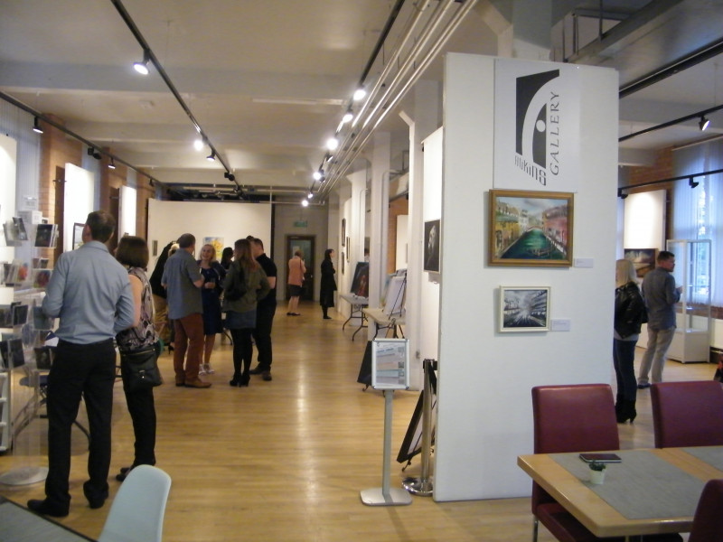 A photo of 'In Oils Exhibition' by Neil Prior