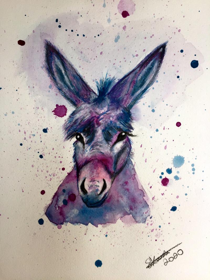 A photo of 'Donkey' by Samantha Haskins