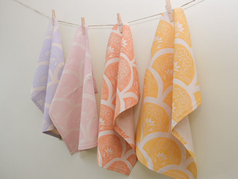 A photo of 'Tea Towel collection' by Ellie York ellieyorkdesign@gmail.com