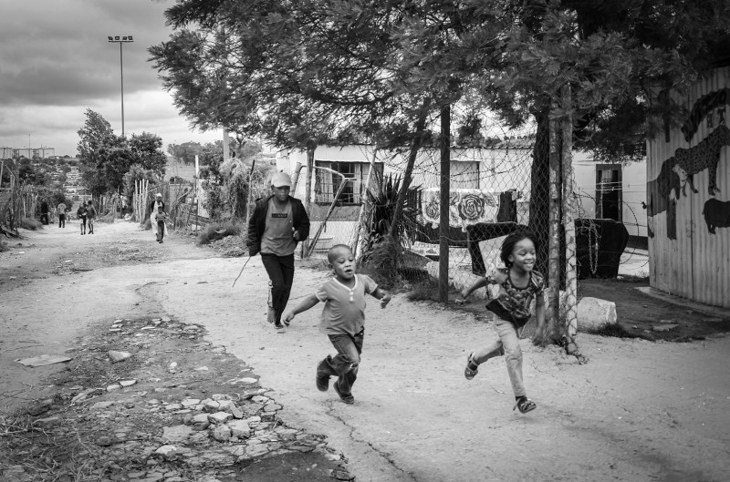 A photo of 'Fun in the Township' by Debbie Lowe