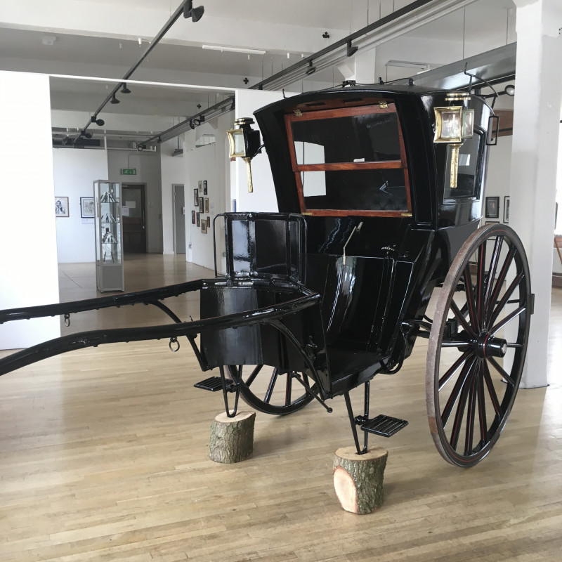 A photo of 'Hansom Cab' by Hinckley and Bosworth Borough Council