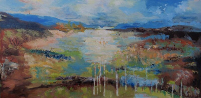 A photo of 'Flooded Landscape' by Jackie Terrett