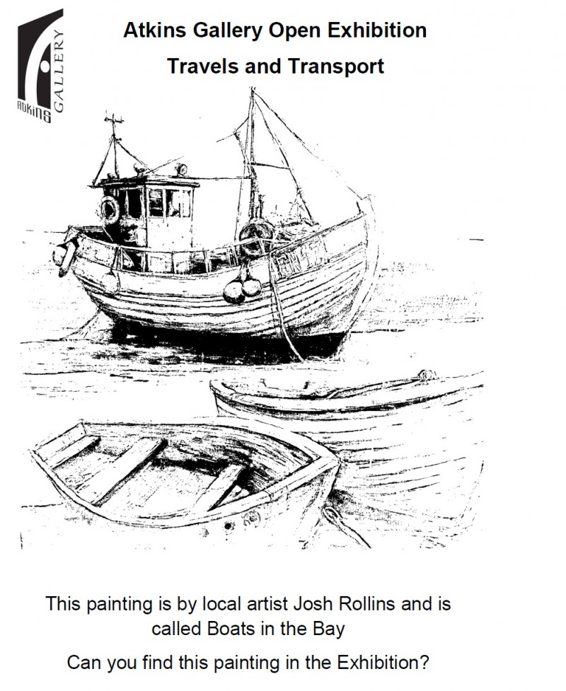 A photo of 'Boats In the Bay - colouring sheet' by Josh Rollins