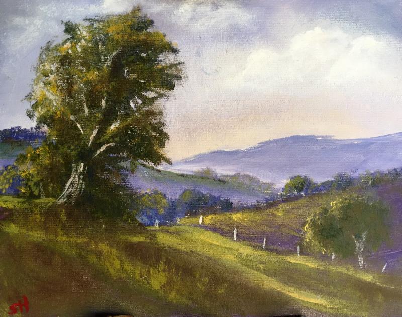 A photo of 'Landscape' by Samantha Haskins