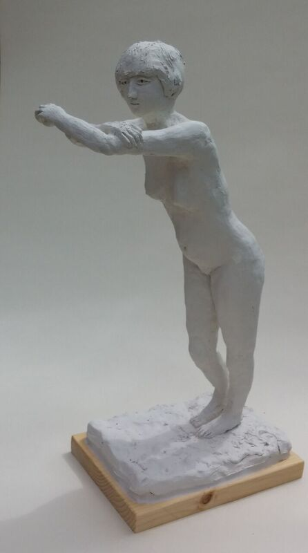 A photo of 'Figure' by Laurence G. Tilley