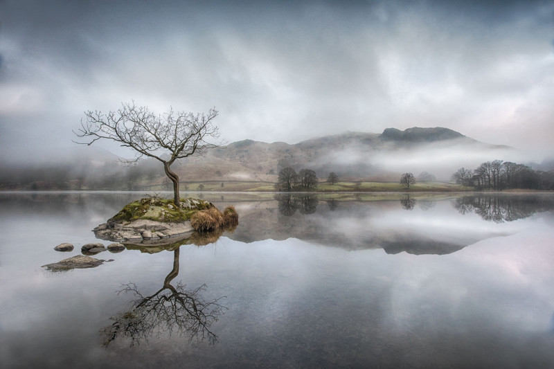 A photo of 'Rydal Mist' by Julie Holbeche-Maund