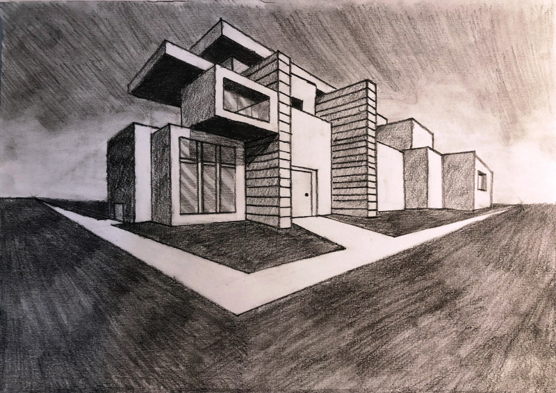 A photo of 'Modern House' by Harry Kitto - Instagram @Harry.Kitto
