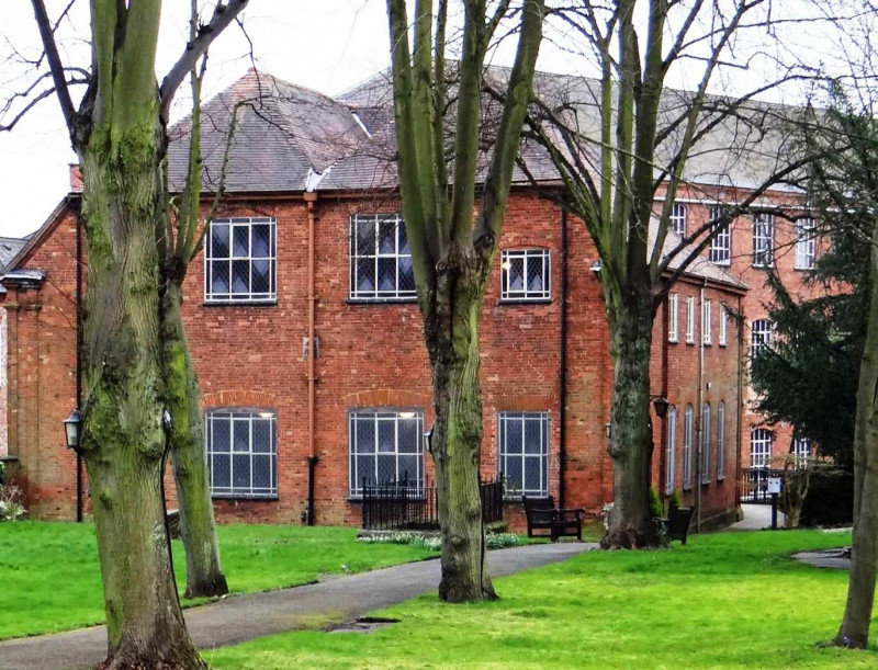 A photo of 'Great Meeting Unitarian Chapel, Druid Street entrance' by Mike Everton