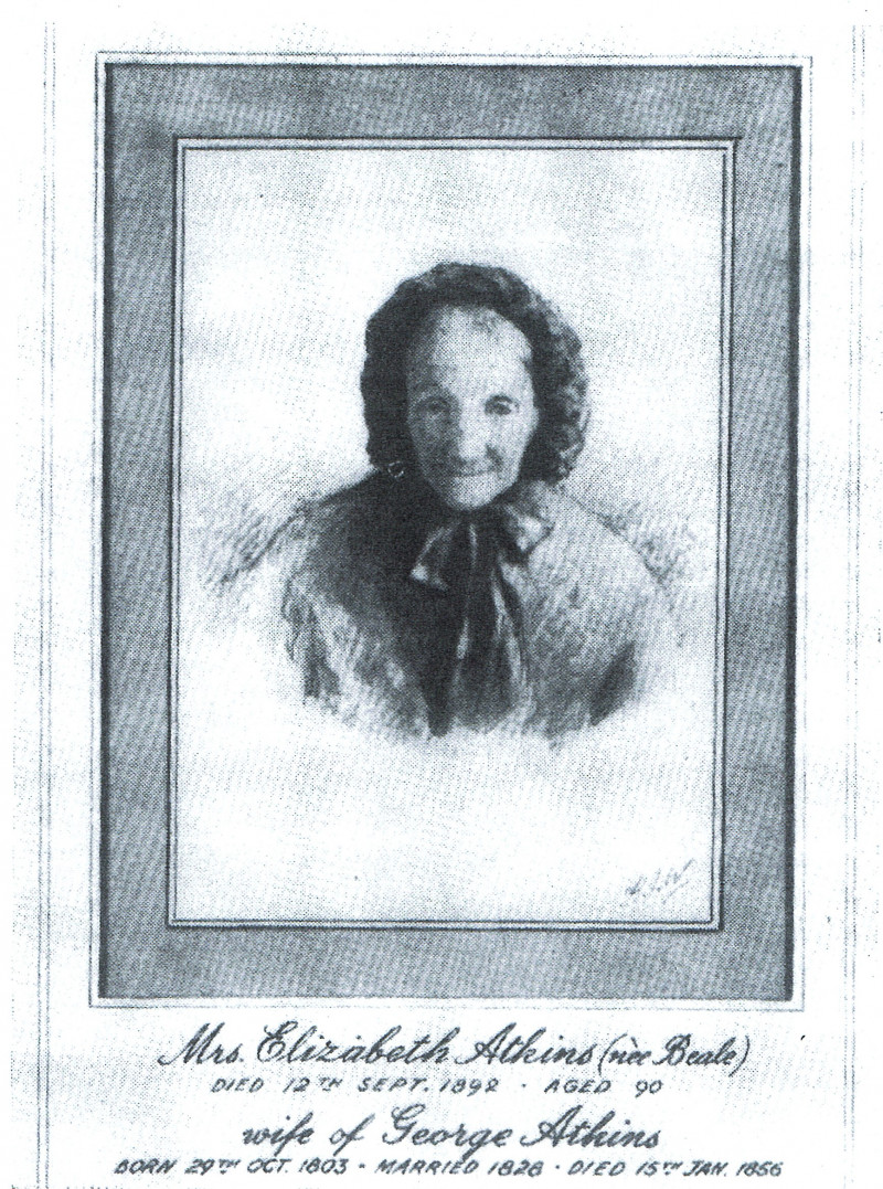 A photo of 'Image of Elizabeth Atkins' by Chapel Archive