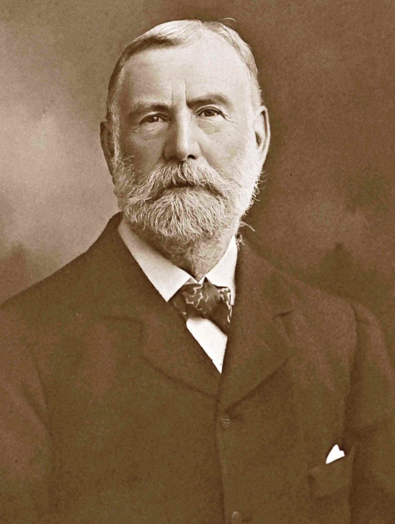 A photo of 'Photograph of Hugh Atkins ' by Chapel Archive