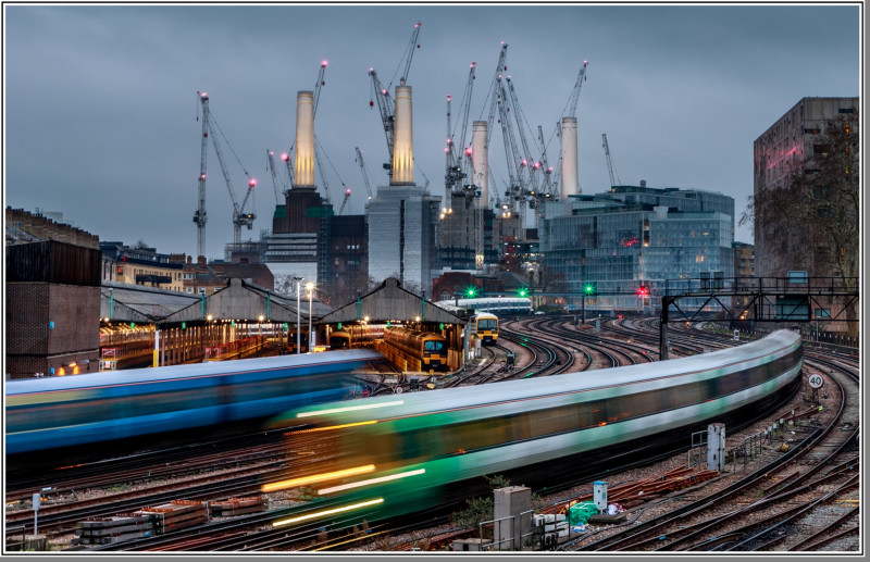 A photo of 'Electric Power' by Steve Bexon