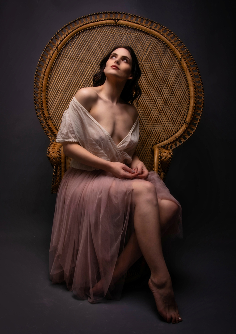 A photo of 'Seeking Inspiration' by Alan Wardropper