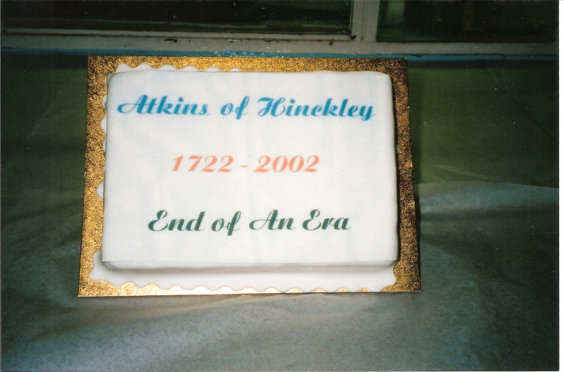 A photo of 'Last Day Cake' by Sue Aston via the Fully Fashioned Memories Project