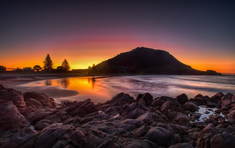 A photo of 'Tuaranga Bay, NZ' by Phil Mallin LNPS