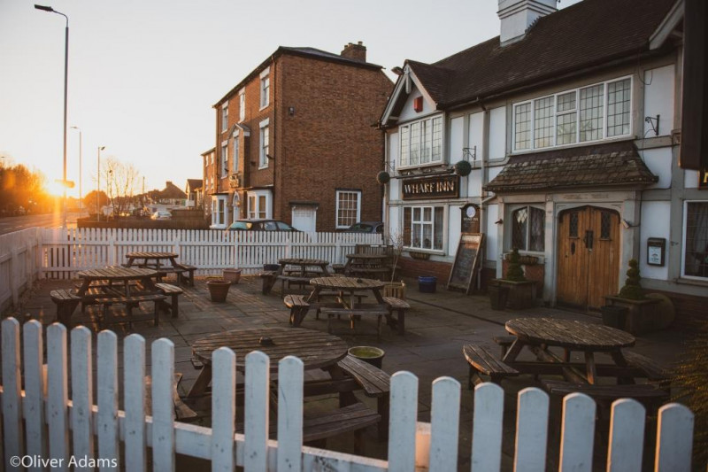 A photo of 'Wharf Inn' by Oliver Adams