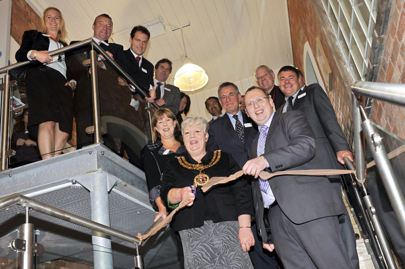 A photo of 'Atkins Building - Open Day' by Hinckley and Bosworth Borough Council