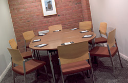 a photo of 'The Mead' meeting room